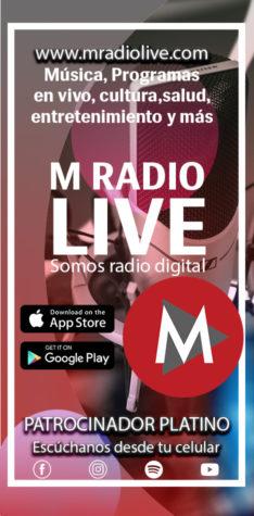 banner home MRADIO LIVE final